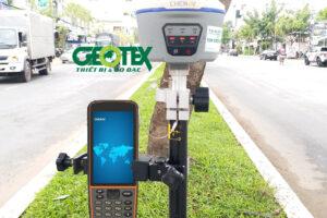 Test Máy GPS RTK CHC I50